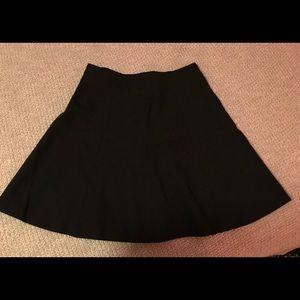 Black Skirt- Loft